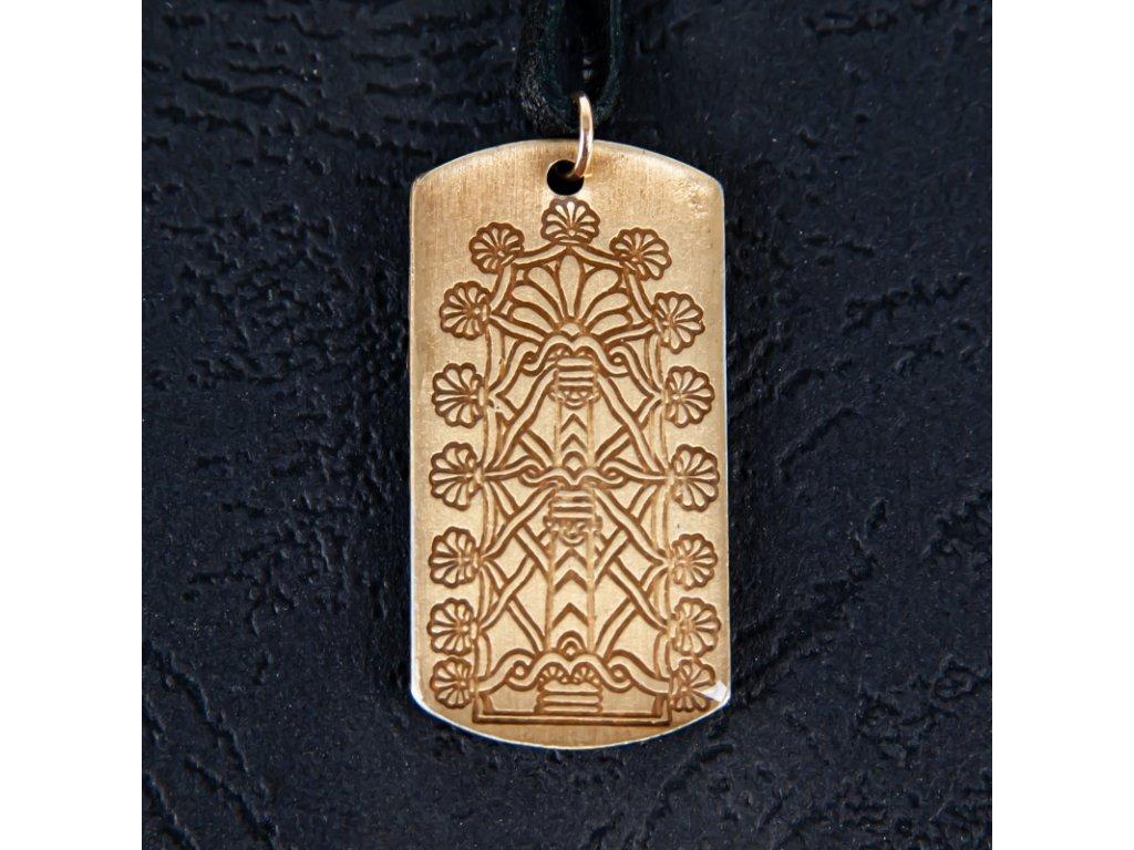 Amulet Symbol 20 Strom moudrosti