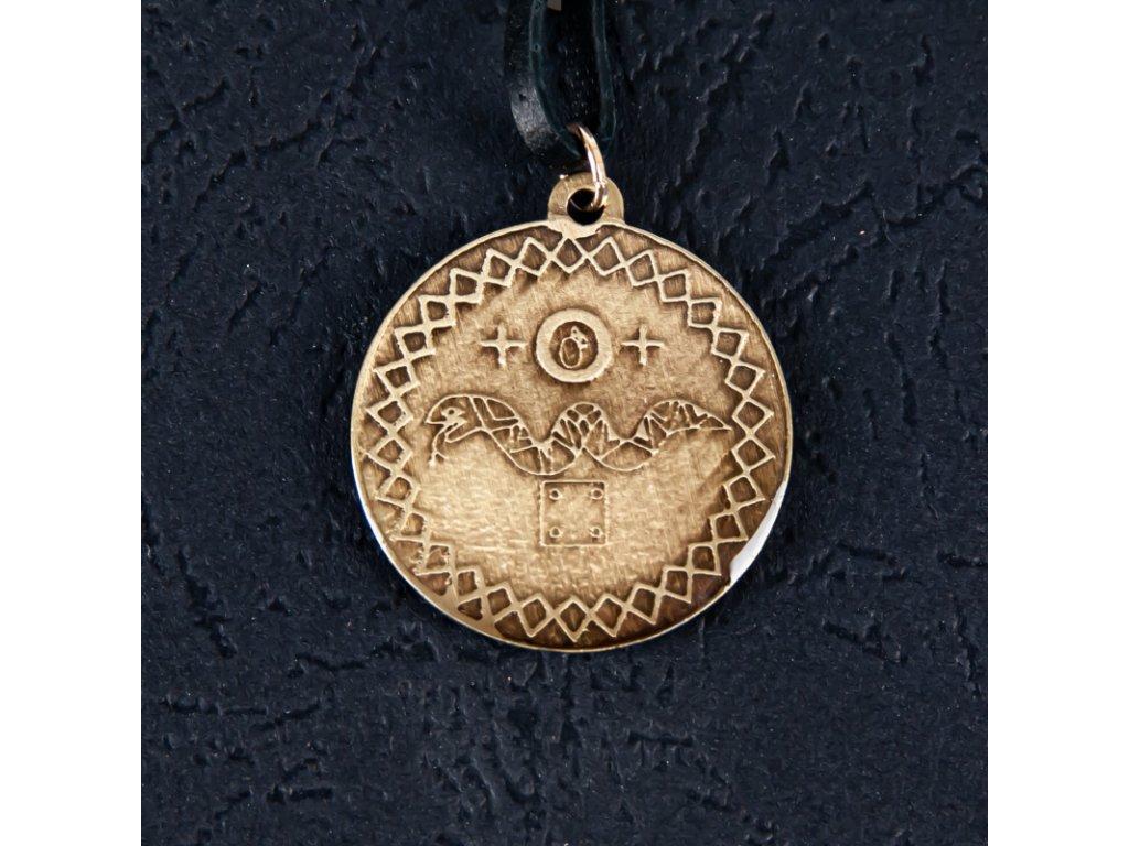 Amulet Symbol 27 Cikánský amulet