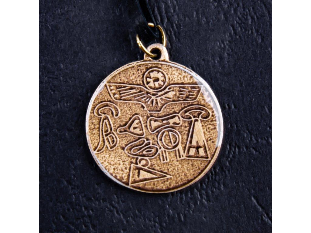 Amulet Symbol 32 Královská pečeť