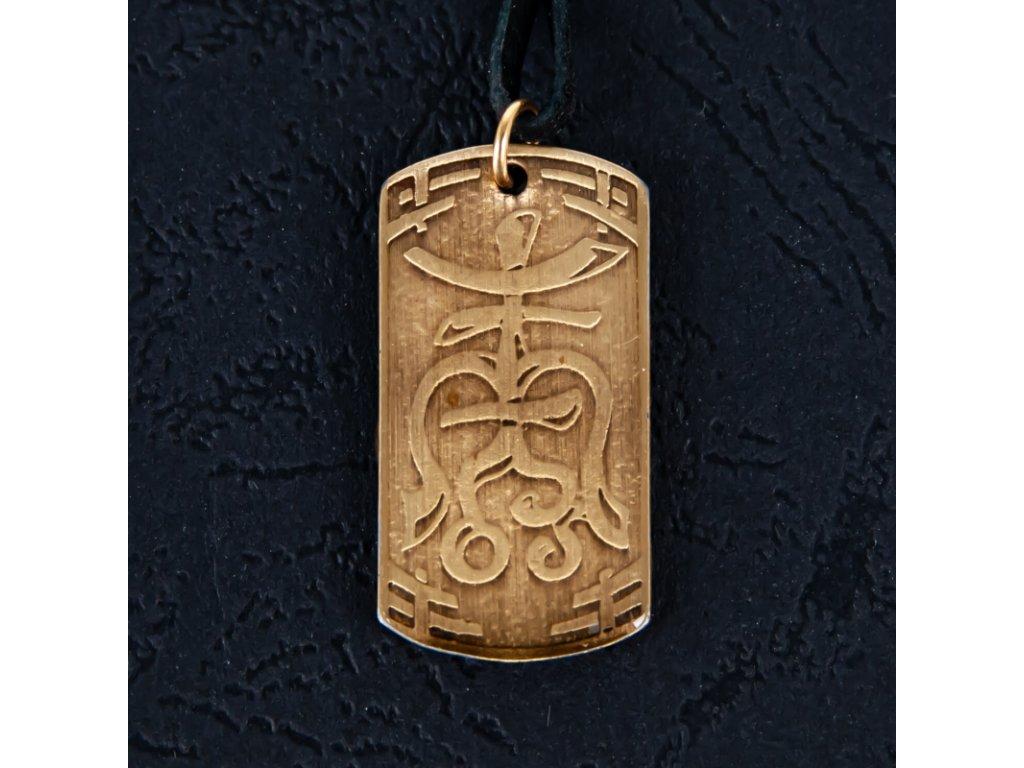 Amulet Symbol 38 Staročínský symbol