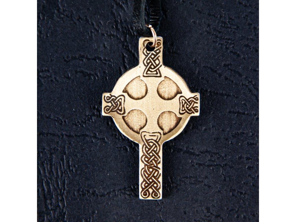 Amulet Symbol 42 Keltský kříž