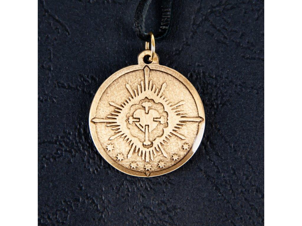 Amulet Symbol 43 Křesťanský symbol