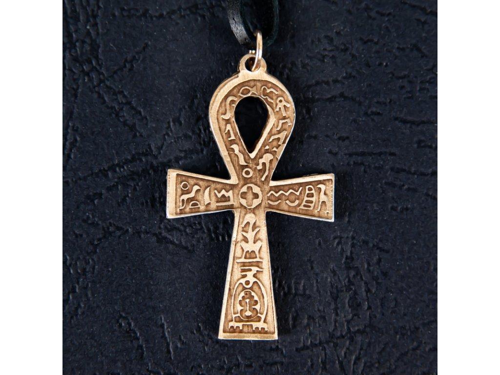Amulet Symbol 44 Anch - Egyptský kříž života