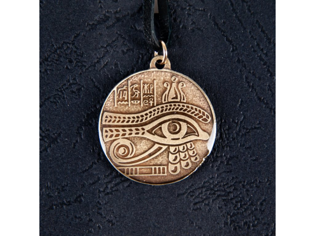 Amulet Symbol 45 Udjat - Horusovo svaté oko