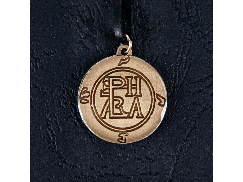 Amulet Symbol 46 Hvězda Archanděla Rafaela