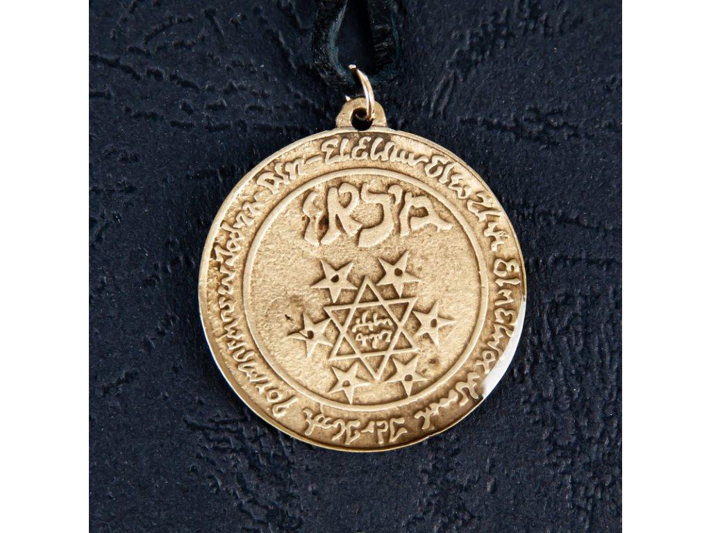 Amulet Symbol 52 Michelangelův kruh