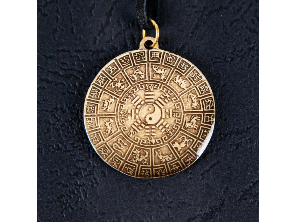 Amulet Symbol 53 Čínský kalendář
