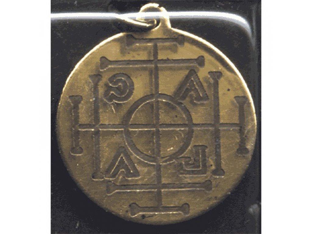 Amulet Symbol 55 Magický talisman bohatství