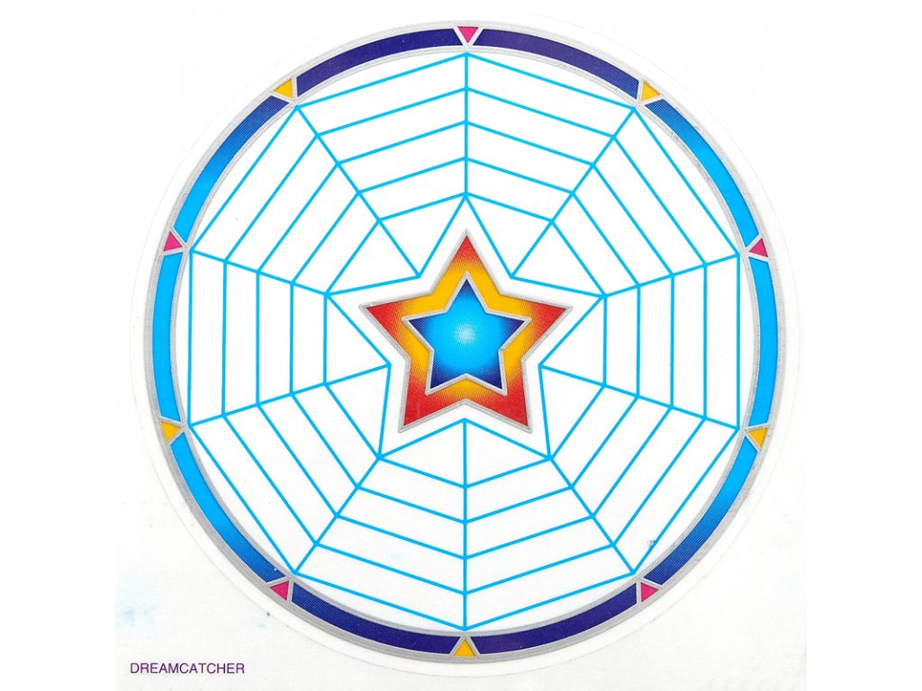 Mandala Sunseal V Dreamcatcher