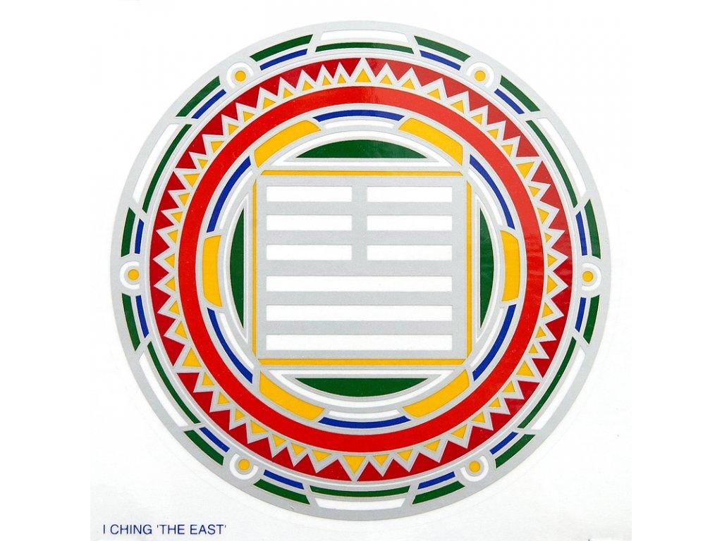 Mandala Sunseal V I Ching The East
