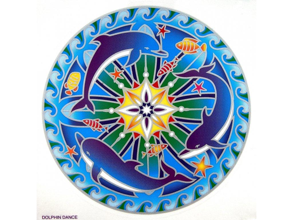 Mandala Sunseal V Dolphin Dance