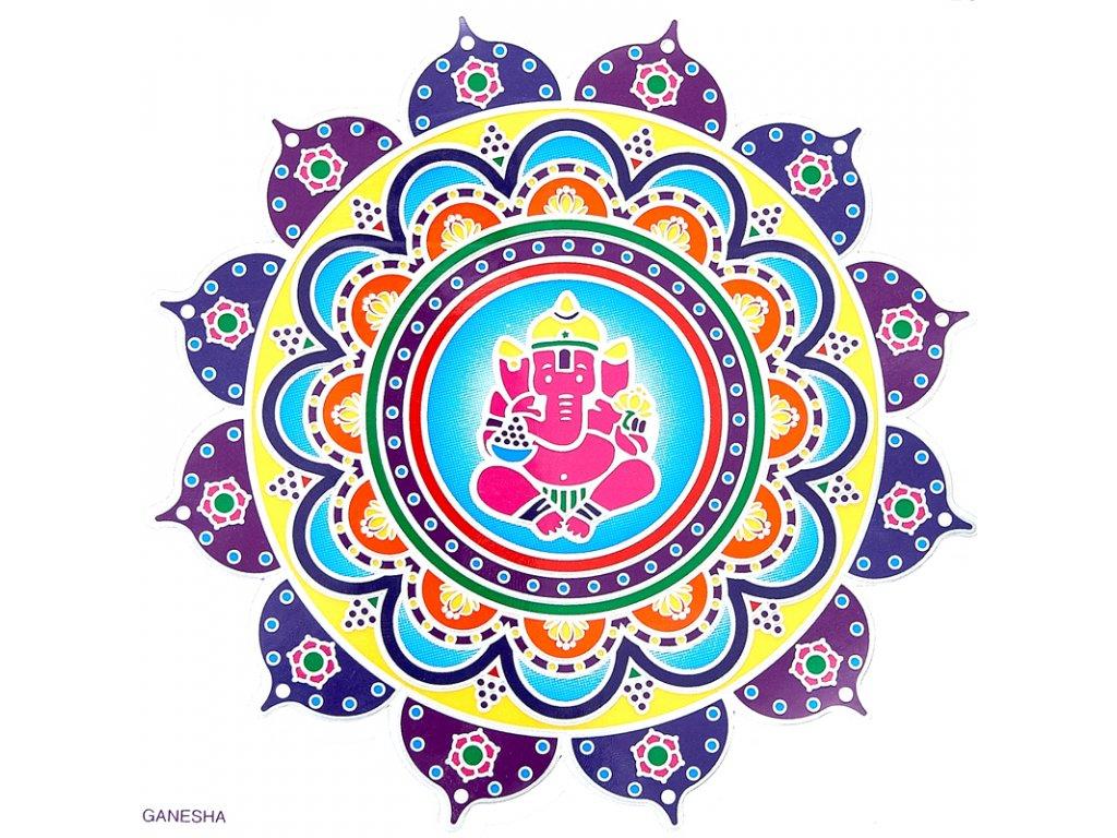 Mandala Sunseal V Ganesha