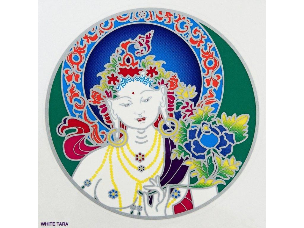 Mandala Sunseal V White Tara