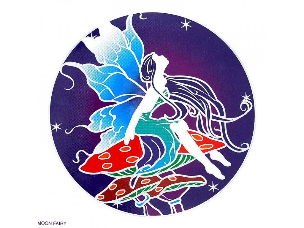 Mandala Sunseal V Moon Fairy