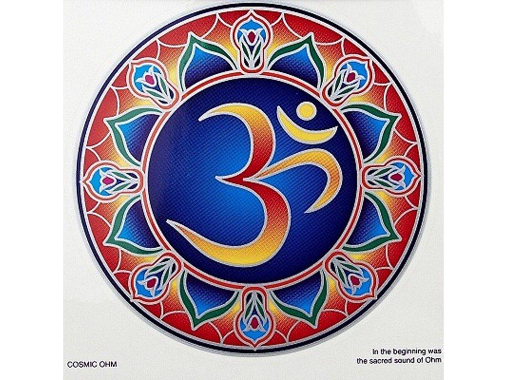 Mandala Sunseal V Cosmic Ohm
