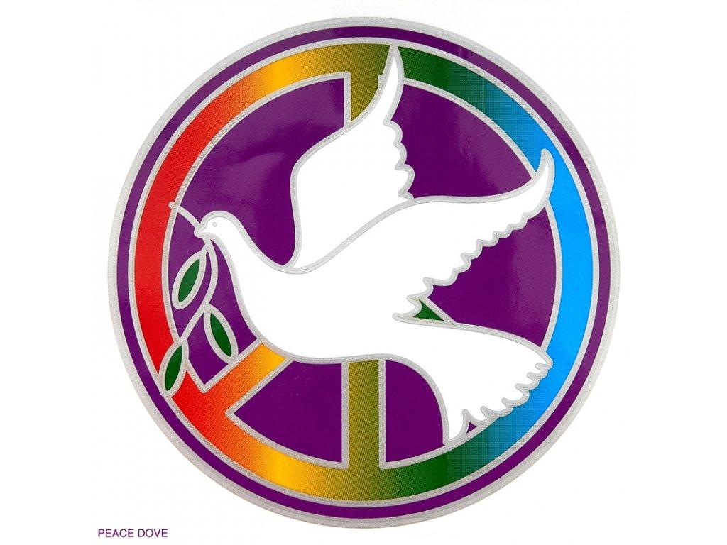 Mandala Sunseal V Peace Dove V2