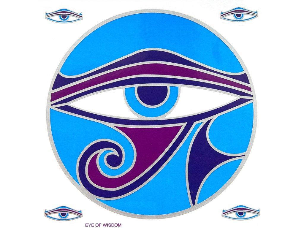 Mandala Sunseal V Eye of Wisdom