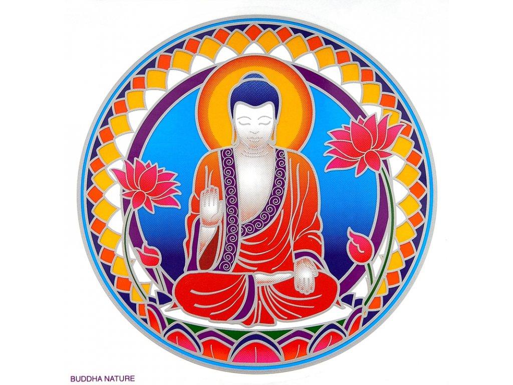 Mandala Sunseal V Buddha Nature