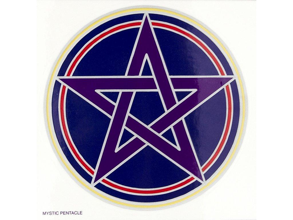 Mandala Sunseal V Mystic Pentacle