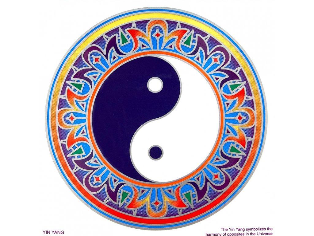 Mandala Sunseal V Yin Yang