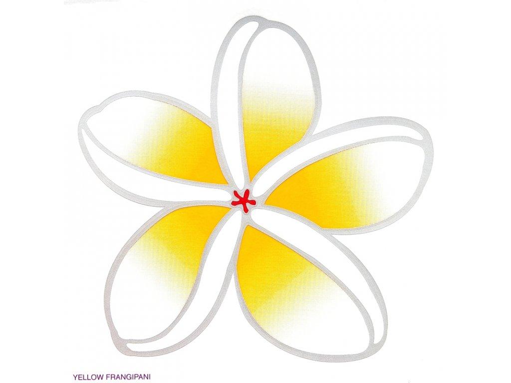Mandala Sunseal V Frangipani Yellow