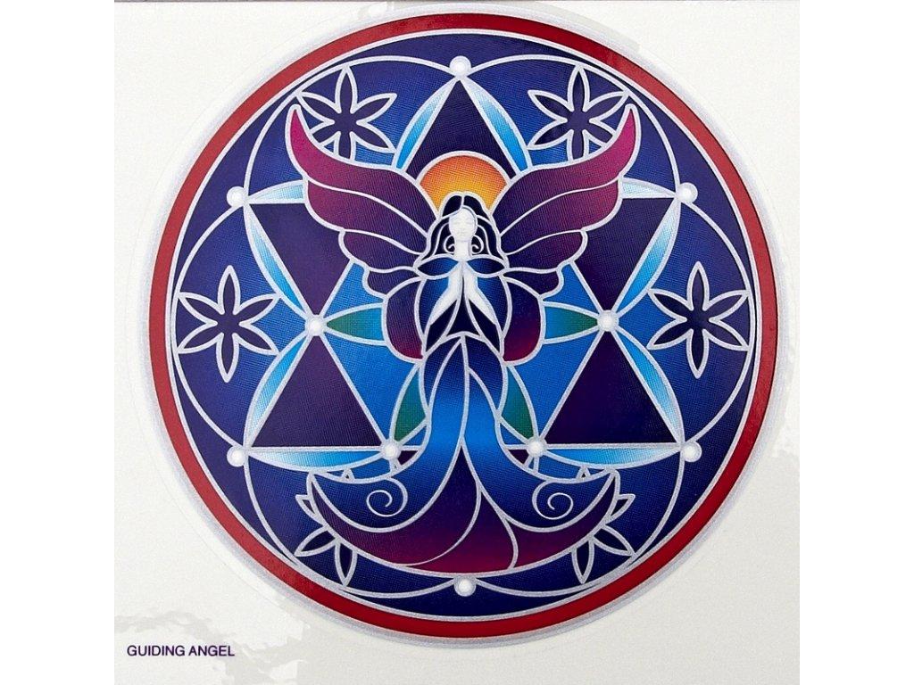 Mandala Sunseal V Guiding Angel