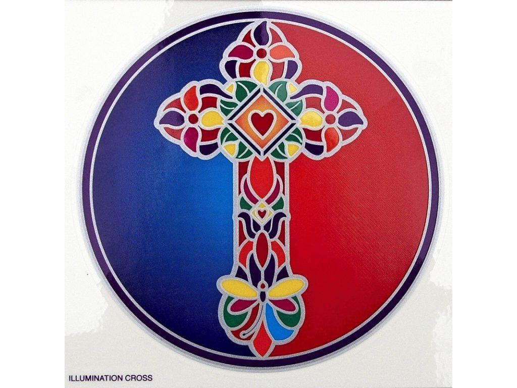 Mandala Sunseal V Illumination Cross