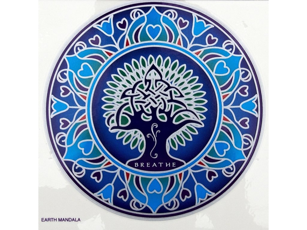 Mandala Sunseal V Earth Mandala
