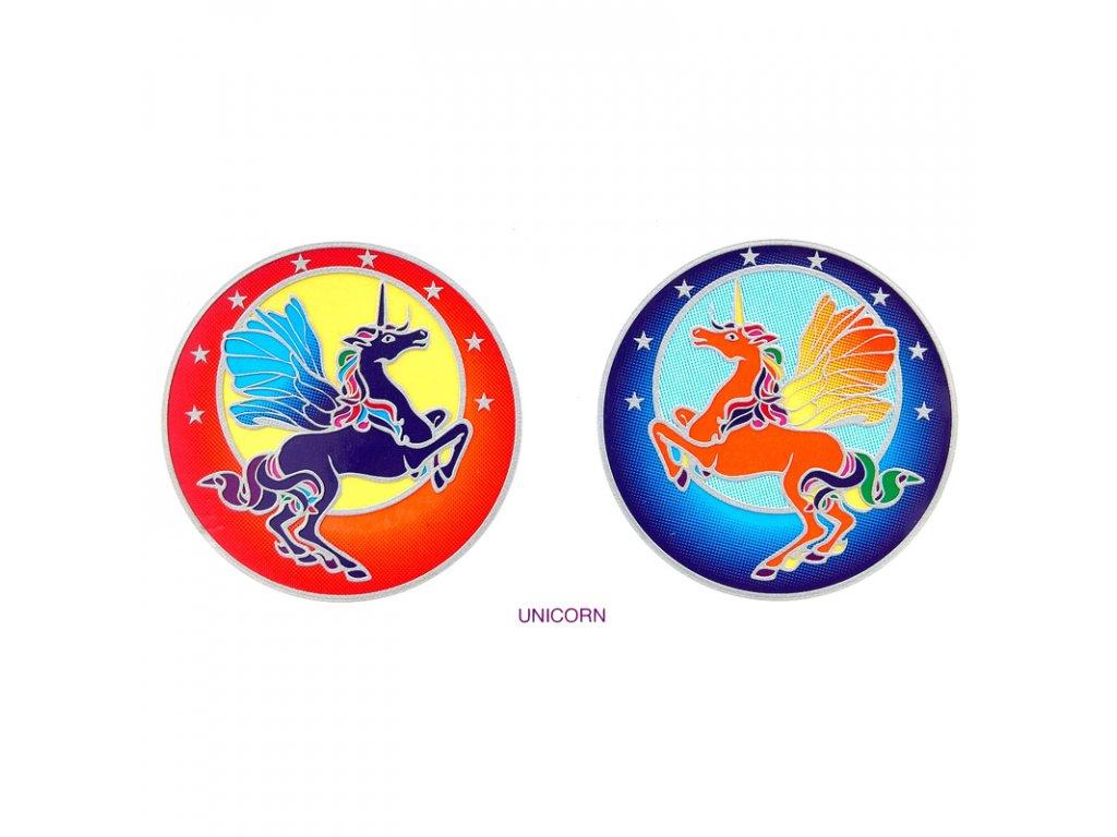 Mandala Sunlight M Dancing Unicorn