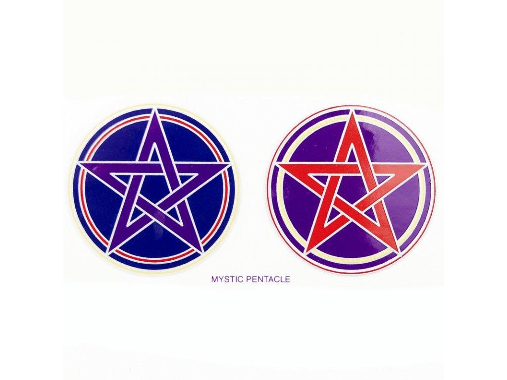 Mandala Sunlight M Mystic Pentacle