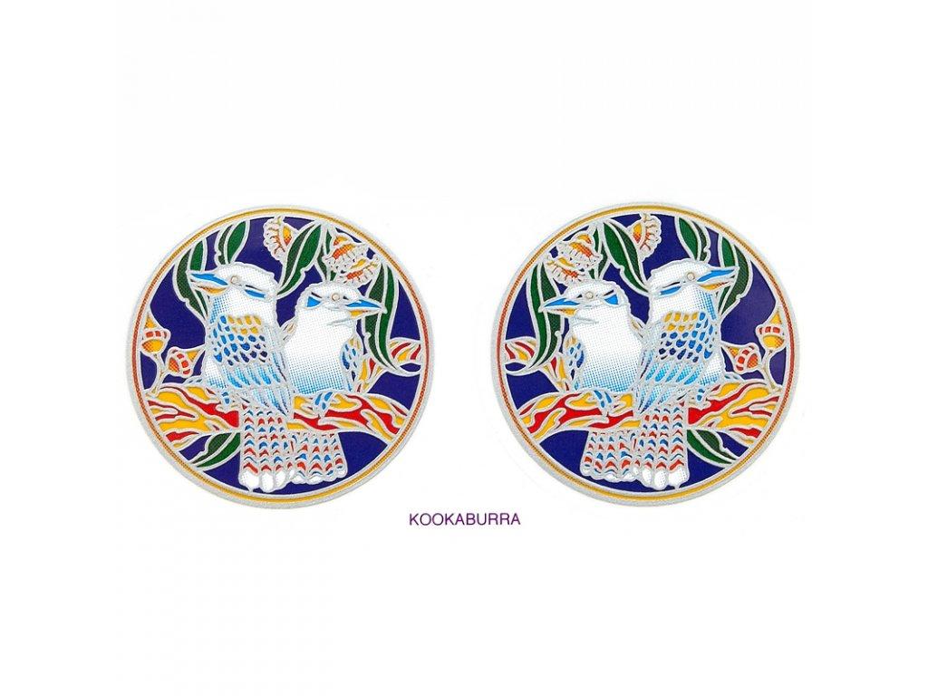 Mandala Sunlight M Kookaburras