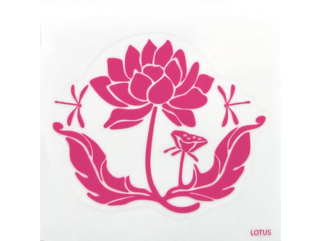 Harmony Decals Lotus