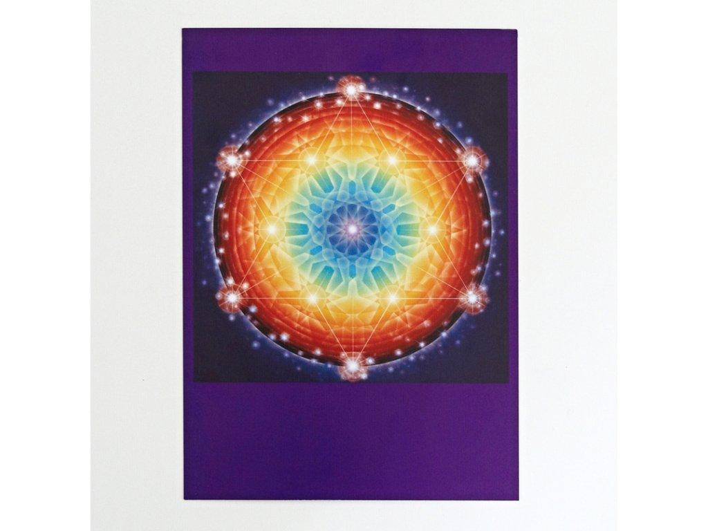 Vibrační obrázek Vše a jeden