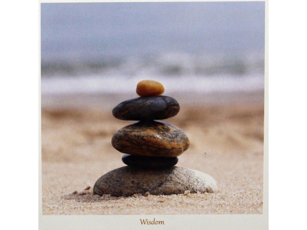 Inspirační přání Wisdom