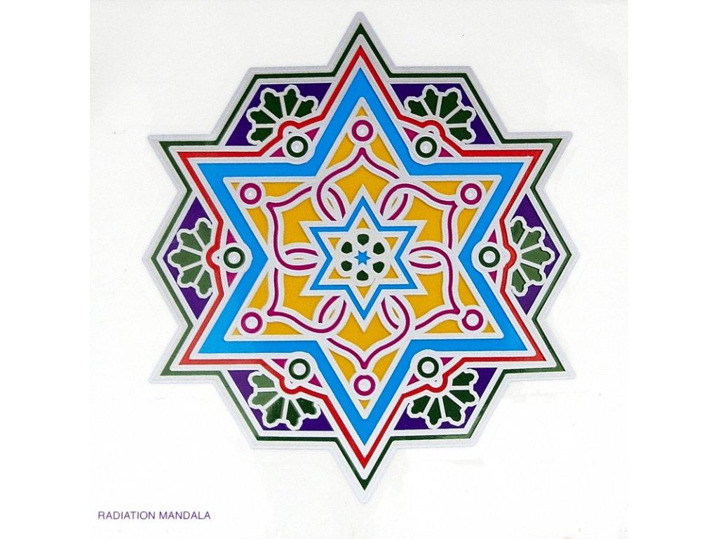 Mandala Sunseal V Radiation Mandala