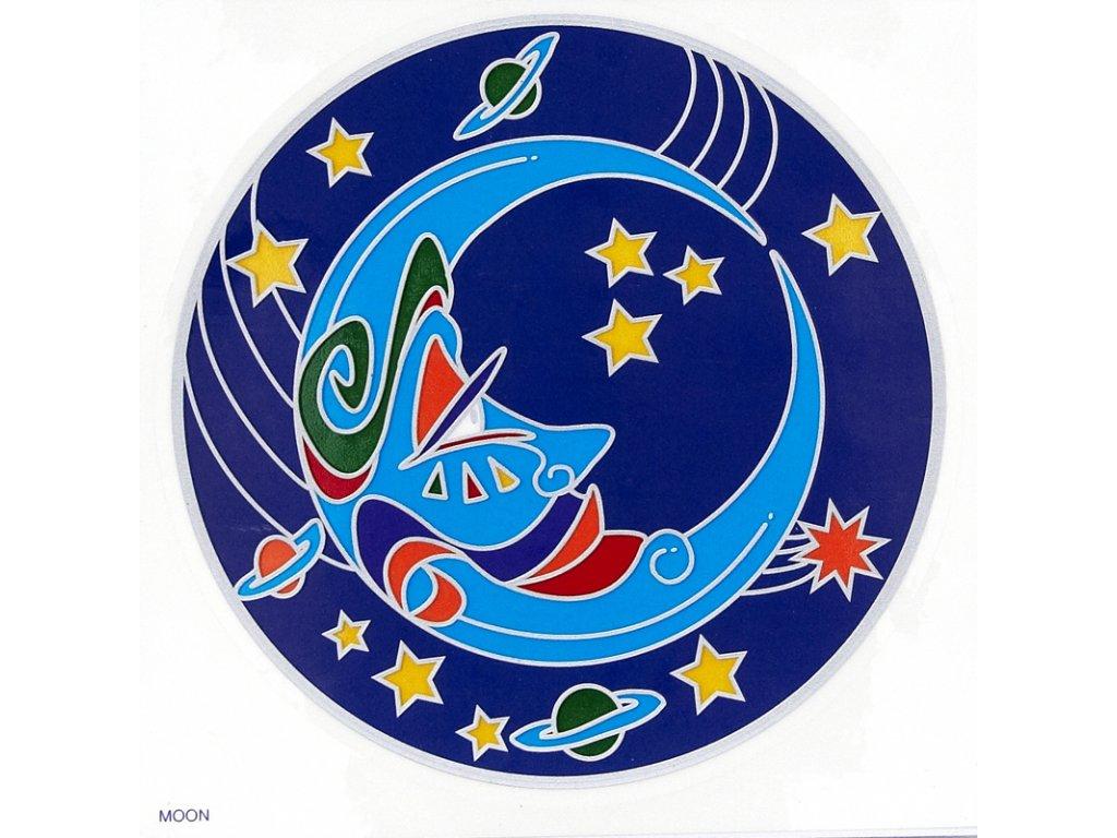 Mandala Sunseal V Moon