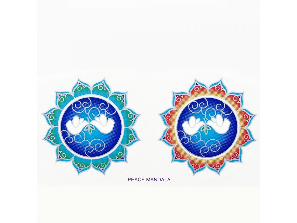 Mandala Sunlight M Peace
