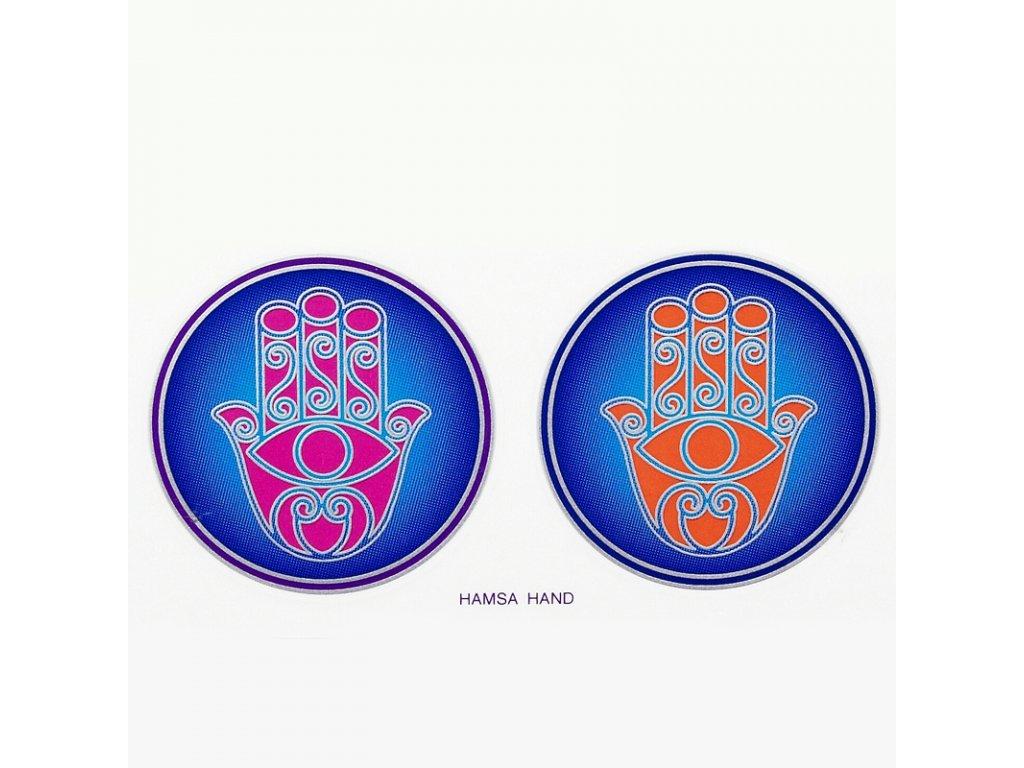 Mandala Sunlight M Hamsa Hand