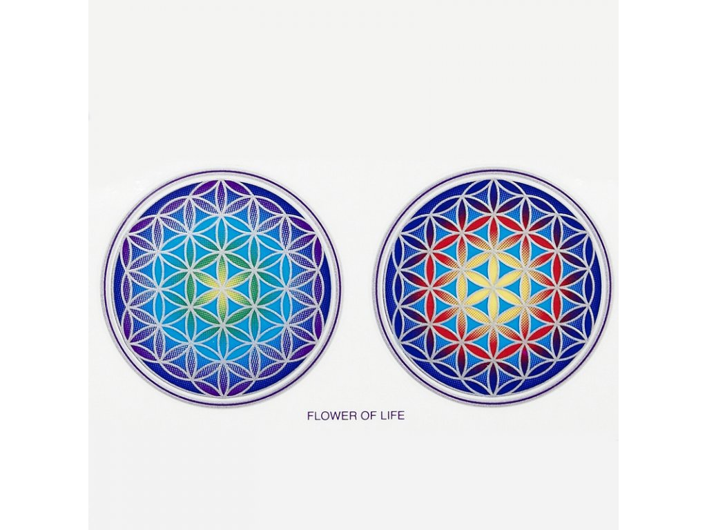Mandala Sunlight M Flower Of Life