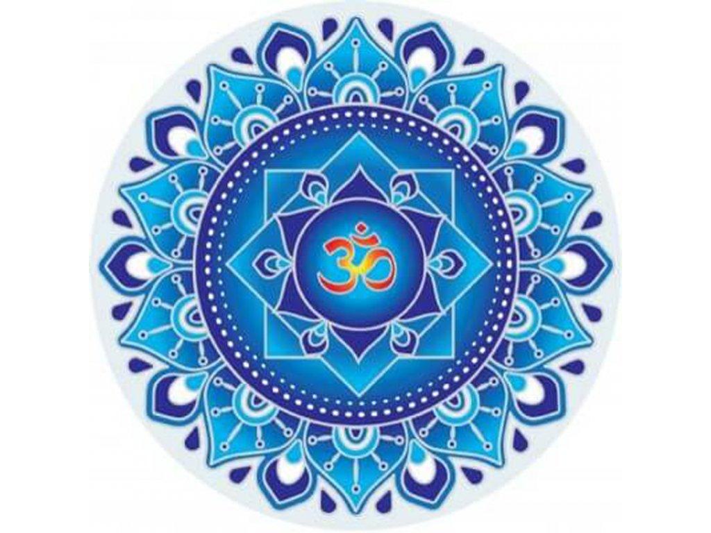Mandala Sunseal V Blue Ohm