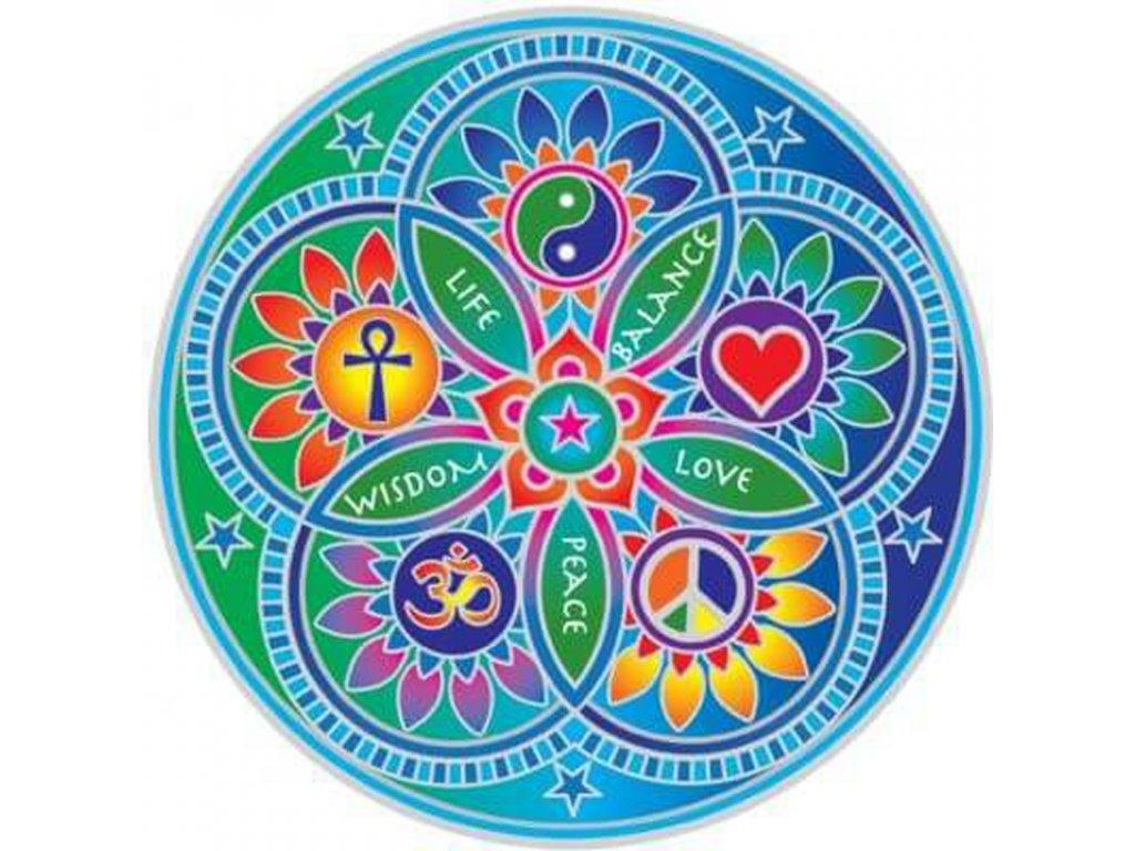 Mandala Sunseal V Living Energies