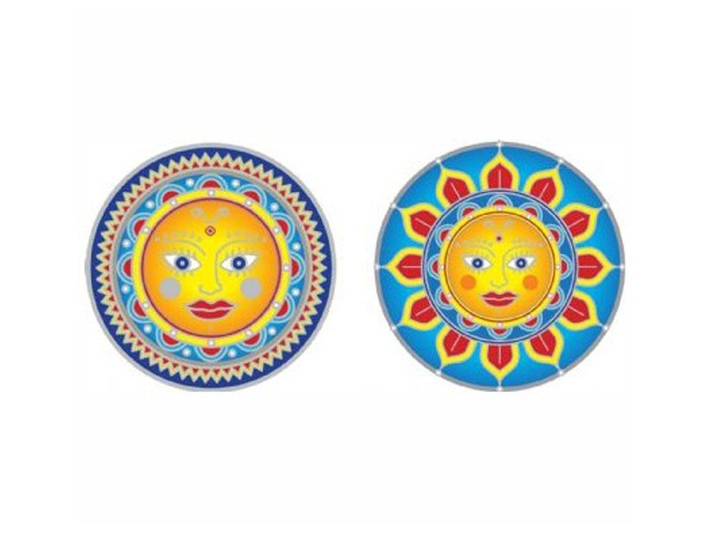 Mandala Sunlight M Golden Sun