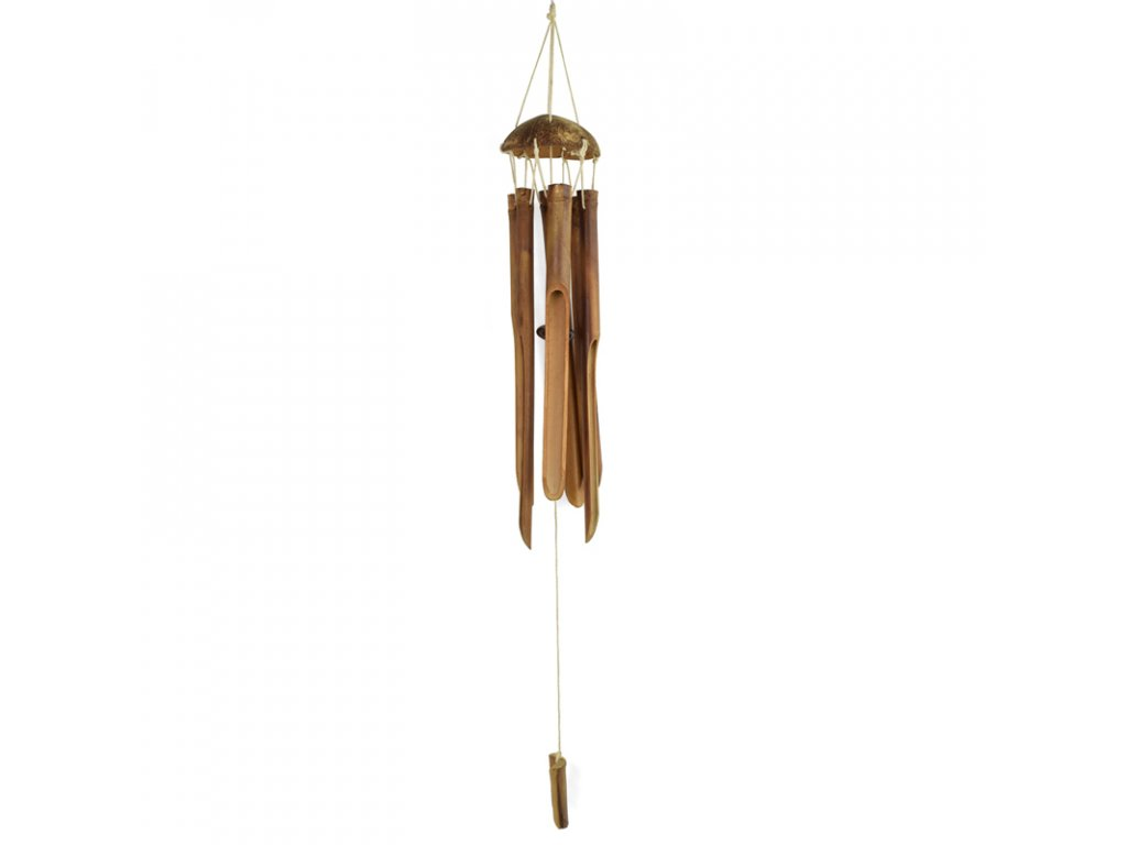 Zvonkohra bambus Antik S 32 cm