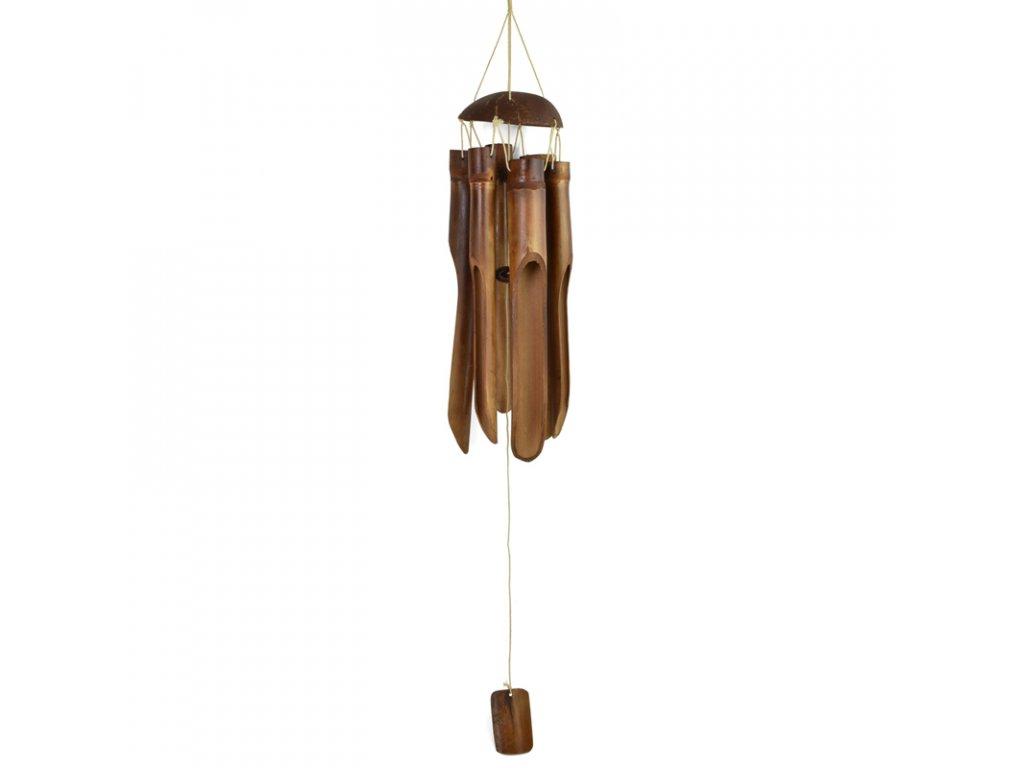 Zvonkohra bambus Antik L 40 cm