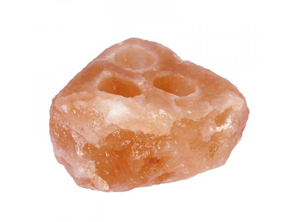 Svícen solný trojitý 2-3 kg