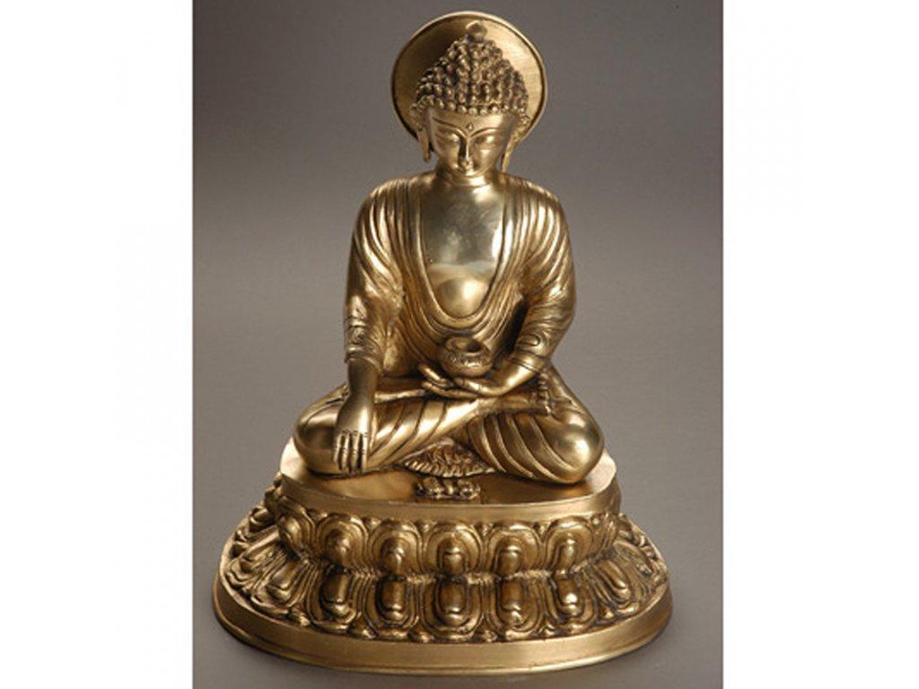 Soška kov Buddha II 39 cm