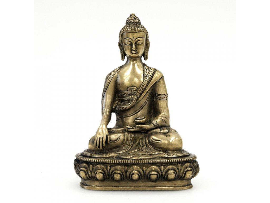 Soška kov Buddha 19 cm