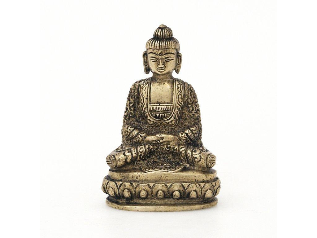 Soška kov Buddha 11,5 cm