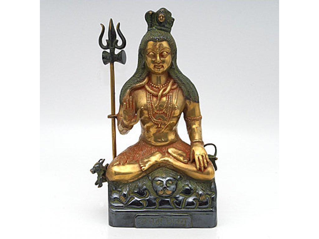 Soška kov Shiva 47 cm