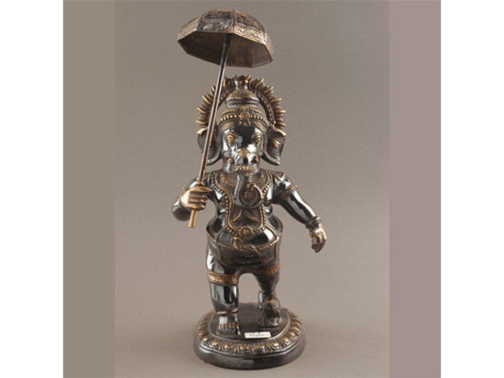 Soška kov Ganesha 50 cm